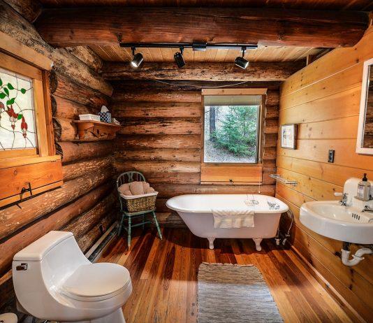 תבנה לי בית מעץ