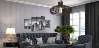 עיצוב סלון הבית